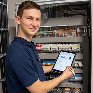 Ausbildung Nutz GmbH: Elektroniker (m/w/d) für Gebäudesystemintegration