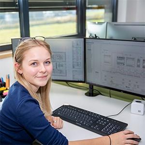 Ausbildung Nutz GmbH: Technischer Systemplaner (m/w/d) Elektrotechnische Systeme