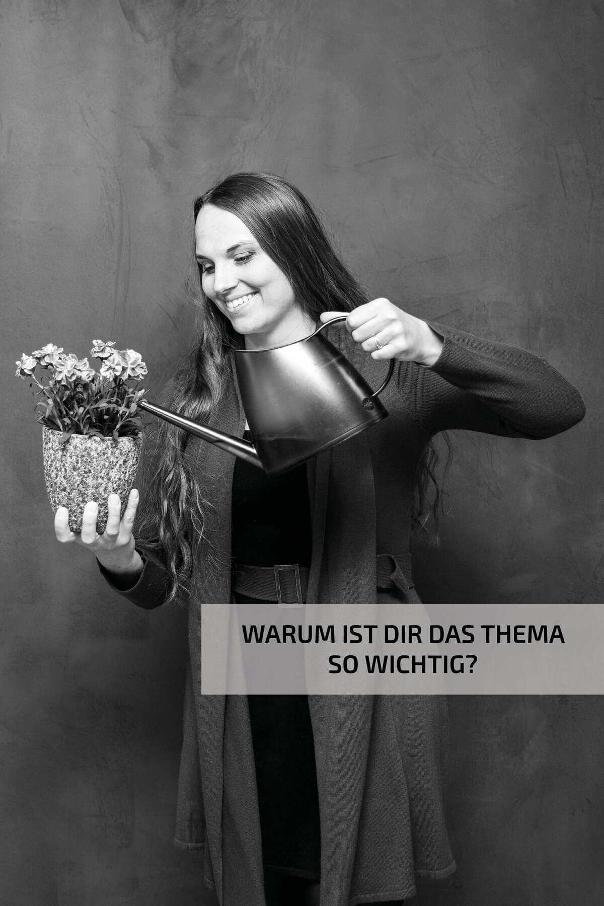 Umweltmanagement 3 - Janina Rötzer ohne Worte - Nutz GmbH